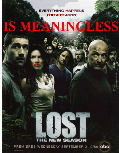 lost is meaningless